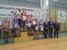XXII Ogólnopolska Olimpiada Młodzieży w<br />zapasach w stylu wolnym - Lidzbark Warmiński 2016