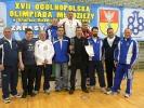 Ogólnopolska Olimpiada Młodzieży w zapasach w stylu klasycznym - Białystok 2011