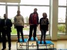 Otwarte Mistrzostwa Mazowsza w zapasach kobiet - Siedlce 2015